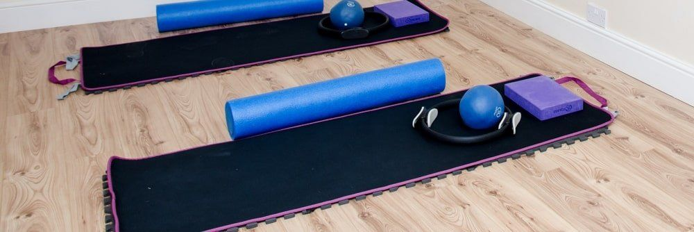 pilates banbury class mats ready