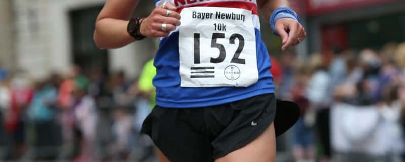 Hannah Ward Bayer 10k
