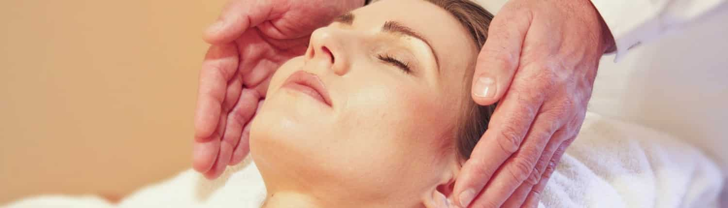 Complimentary therapies offered at BPPP include Reiki